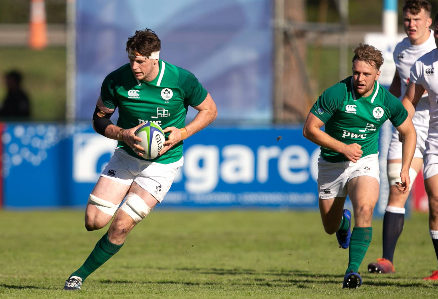 Superb Six-Try Salvo Sees Ireland Under-20s Over The Line In Santa Fe