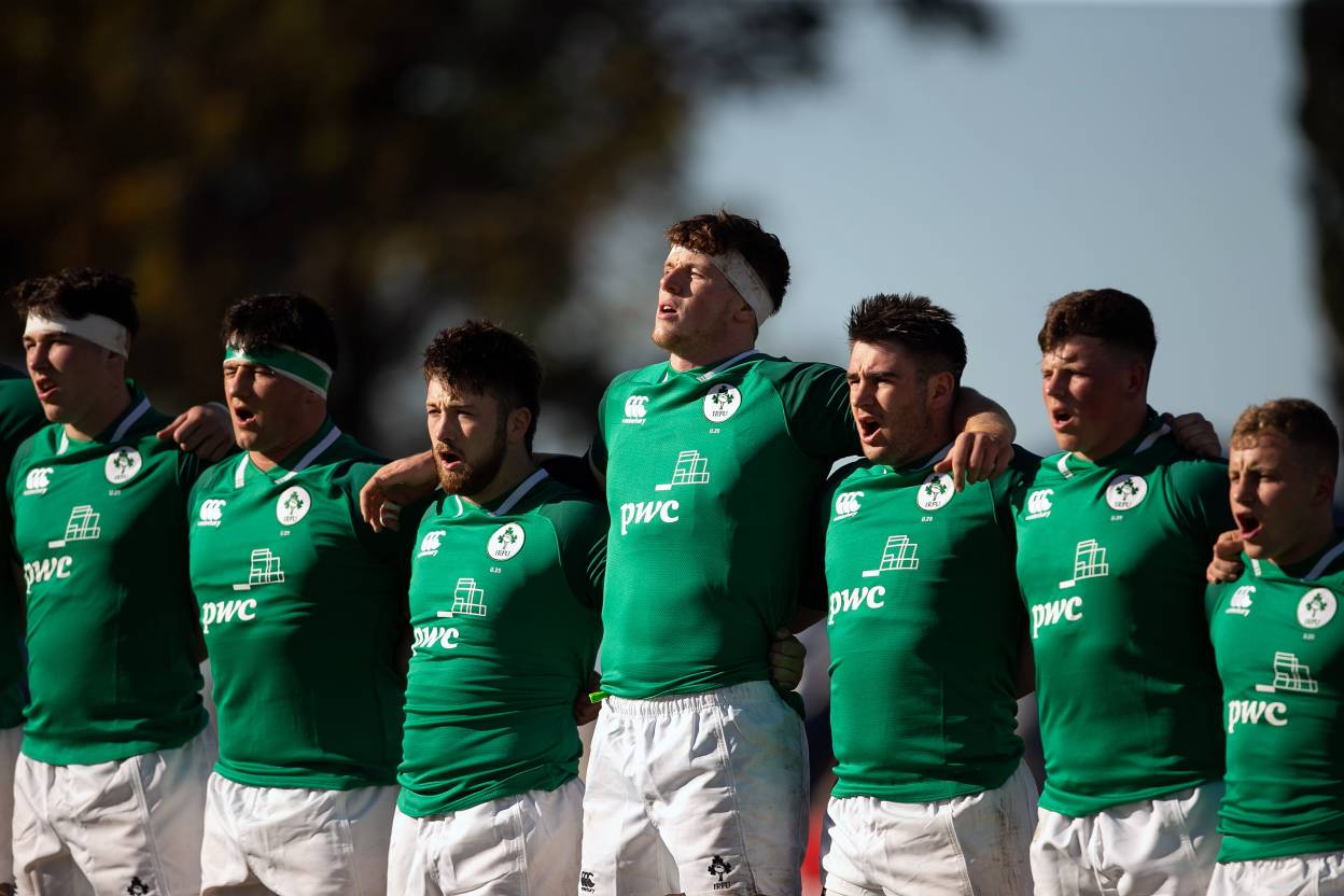 Russell And Watters Handed First Ireland U-20 Starts