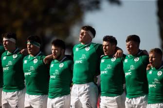 Ireland U20 v Australia U20 – Live Coverage