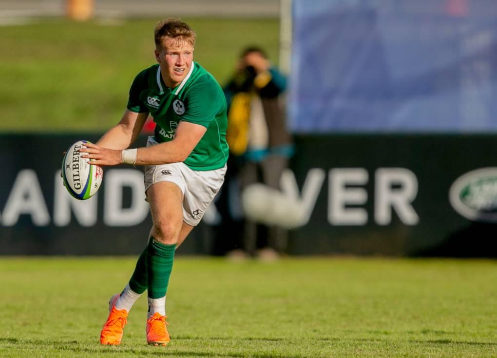 Ireland Under-20s Enjoy Winning Start Against England In Santa Fe