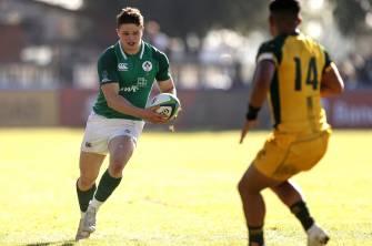 Ireland Under-20s Undone By Australia's Strong Finish