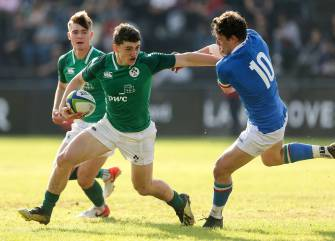 Ireland Under-20s Bounce Back With Bonus Point Win Over Italy