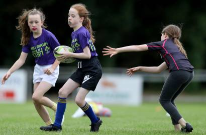 #GiveItATry Helping Clubs To Attract More Girls To Rugby