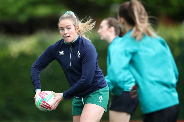 9086fe0841a Ireland Women's Sevens Squad Named For Biarritz Sevens