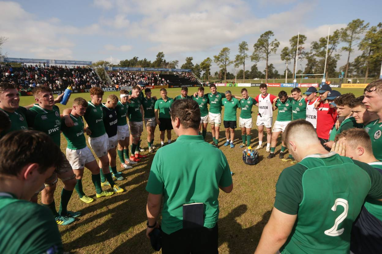 Ireland U-20s Roll On To Rosario For 'Exciting Challenge' Against England