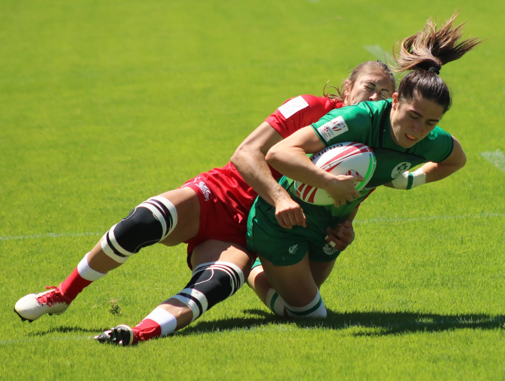 Ireland Women Pipped By Spain In Battle For Biarritz Quarter-Final