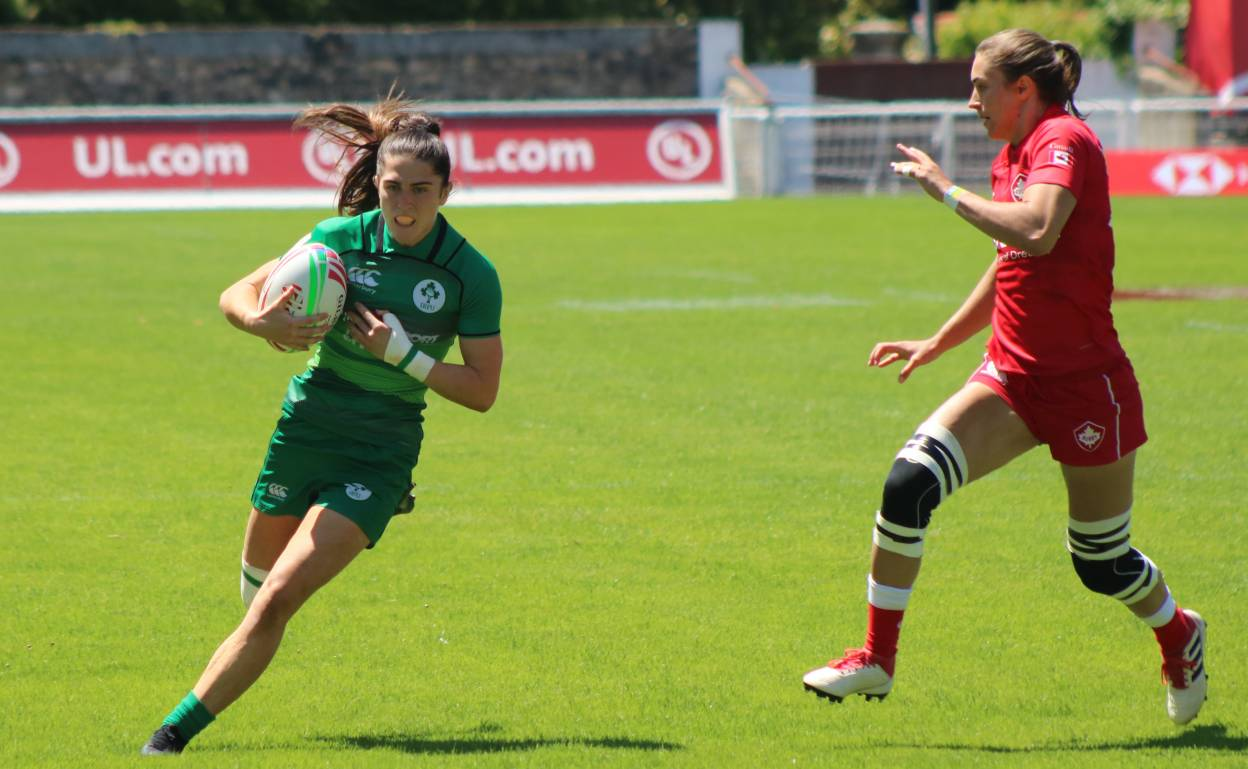 Murphy Crowe Finishes As World Series Top Try Scorer
