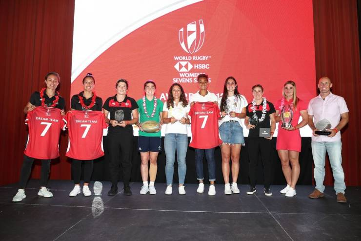 Double Joy For Murphy Crowe At World Sevens Series Awards