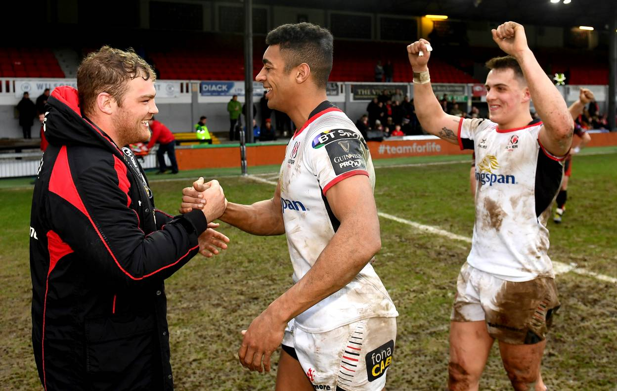 Nine Ulster Academy Players Sign Upgraded Contracts Ahead Of Next Season