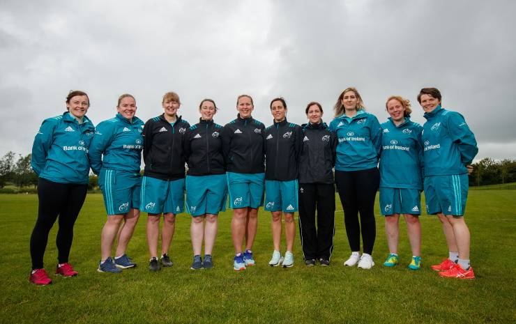 All-Female Staff To Take Charge Of Munster Women's Squads