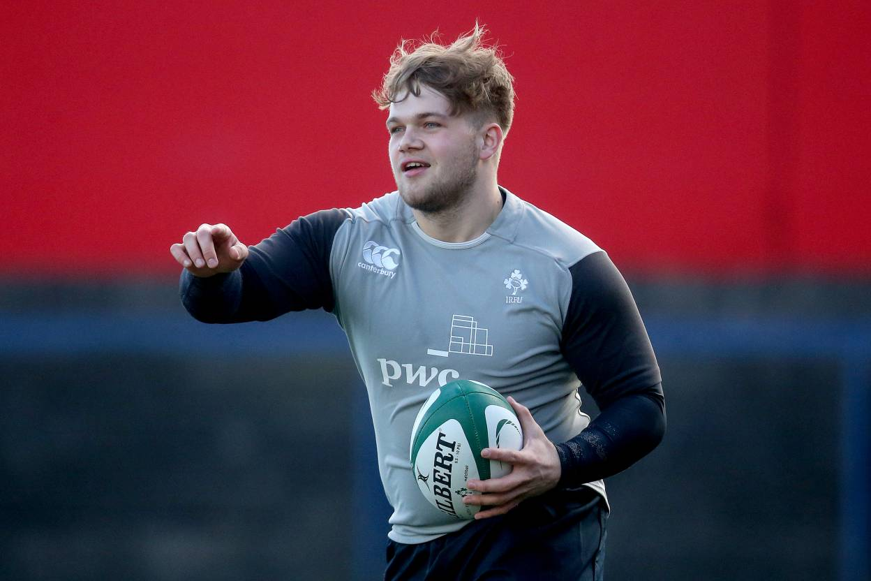 Five New Entrants In Ulster Rugby Academy