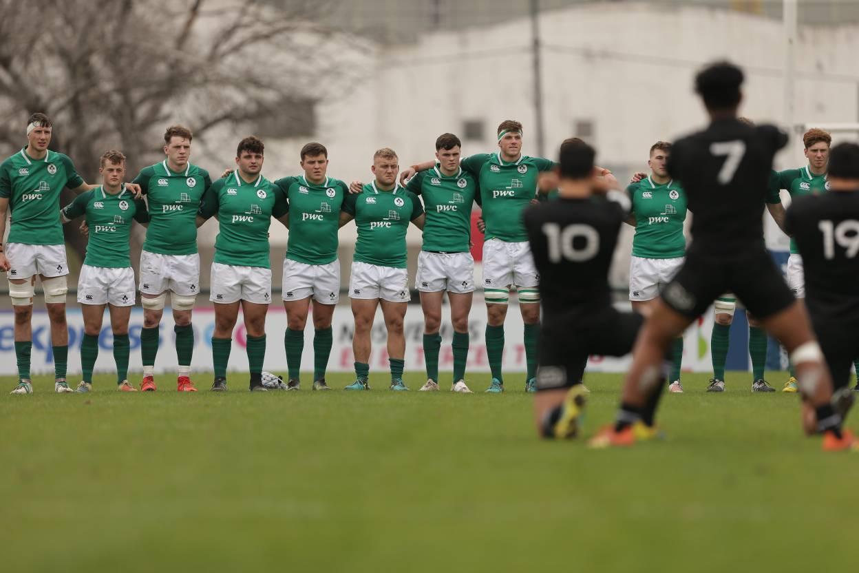 World Rugby U20 Championship As It Happened: Ireland 17 New Zealand 40