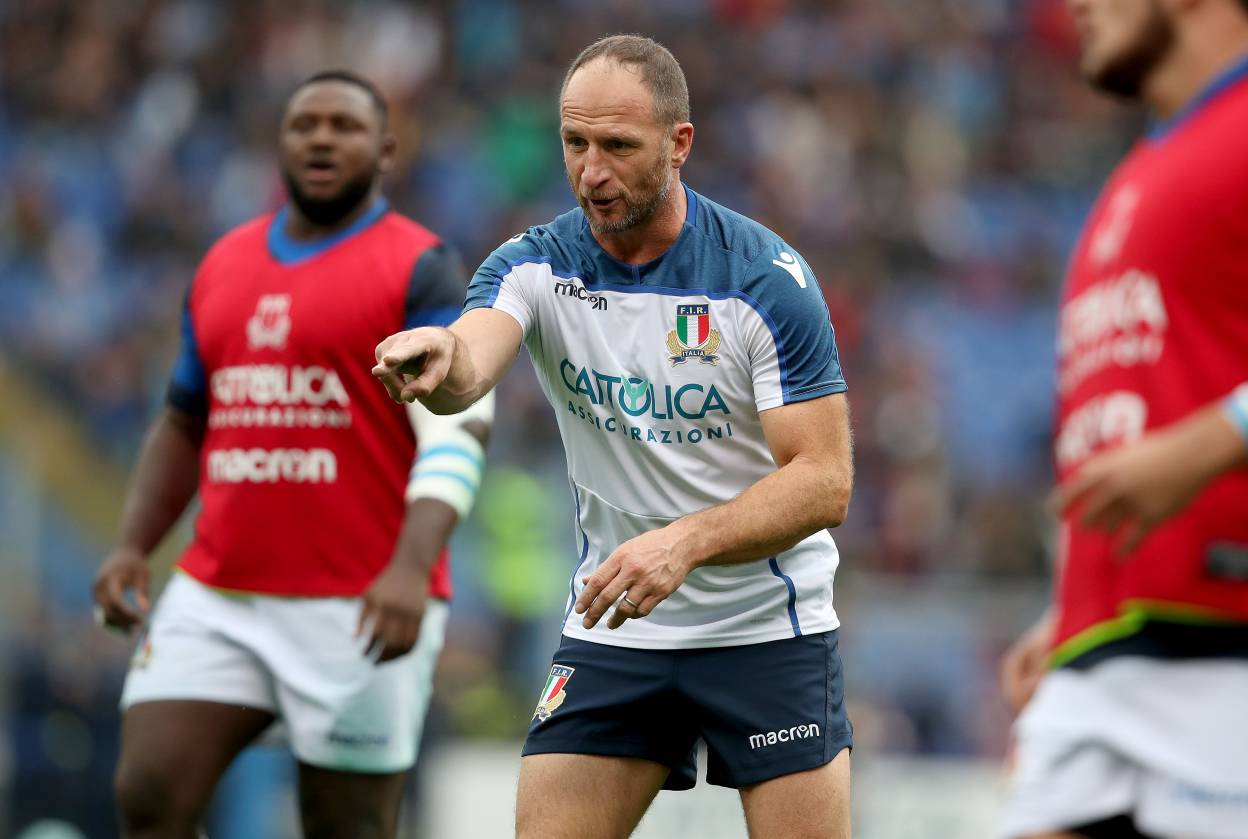 Mike Catt To Join Ireland Coaching Team In 2020