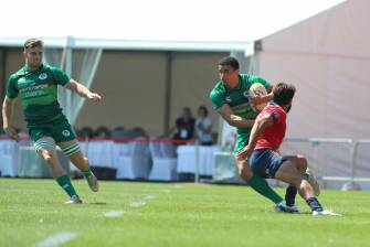 Ireland Men Advance To Olympic Qualifier As Second Seeds