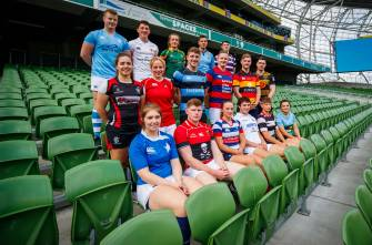IRFU And Energia Announce Five-Year AIL Sponsorship Deal