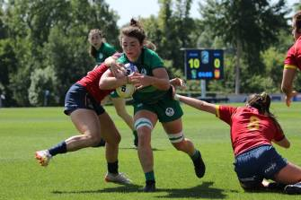 Ireland Women Reach Marcoussis Quarter-Finals As Pool Winners