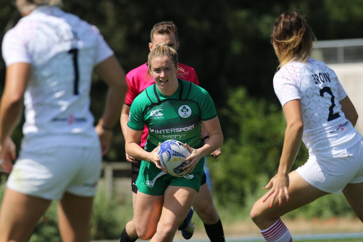 Ireland Women Build Towards Olympic Qualifier With Fourth Place Finish