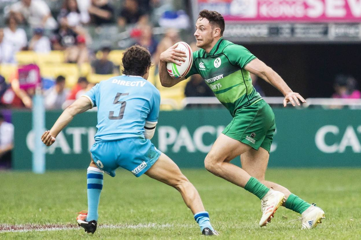 Keenan And Horan Return To Ireland Men's Sevens Squad
