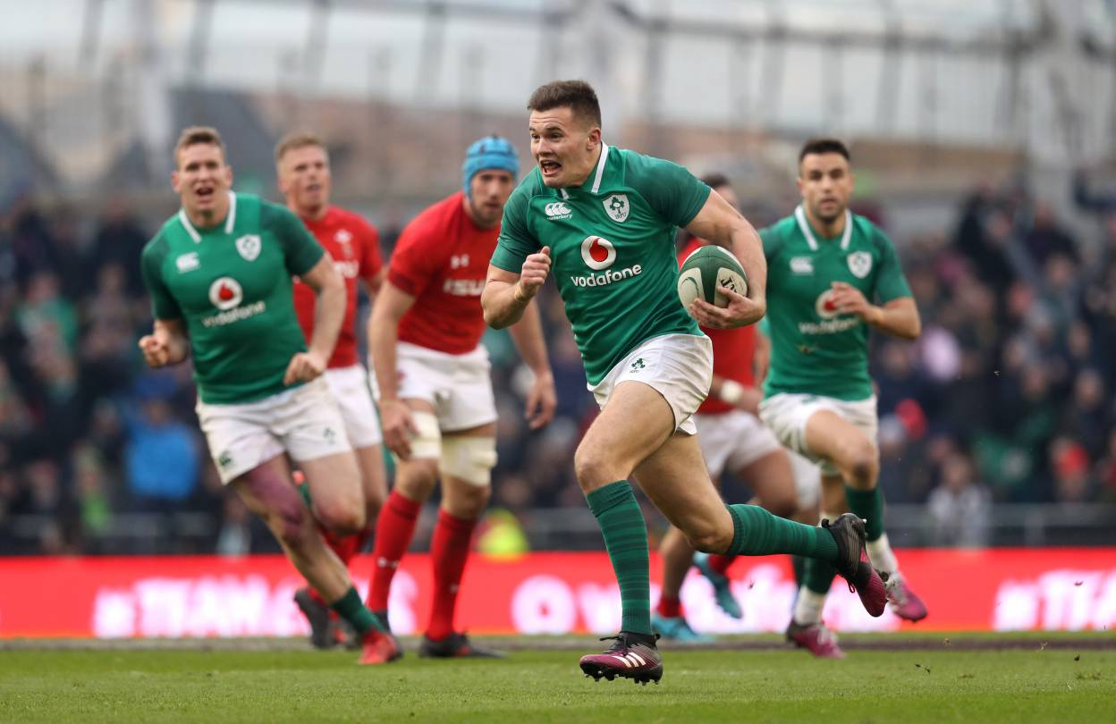 Tickets Selling Fast For Ireland's GUINNESS Series Games