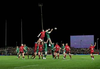Connacht And Munster To Meet In Pre-Season Match