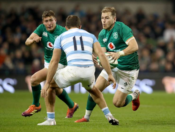 Addison Added To Ireland Training Squad