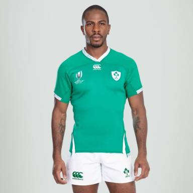 MENS IRELAND RWC VAPODRI+ HOME PRO JERSEY