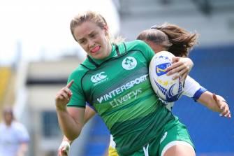 Quarter-Final Duel With England Awaits Ireland Women