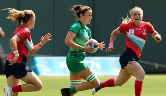 Ireland Women's Olympic Dreams Dashed By England Defeat