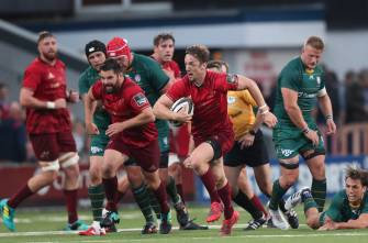 Van Graan 'Forging A Tight Unit' As Munster Confirm London Irish Game