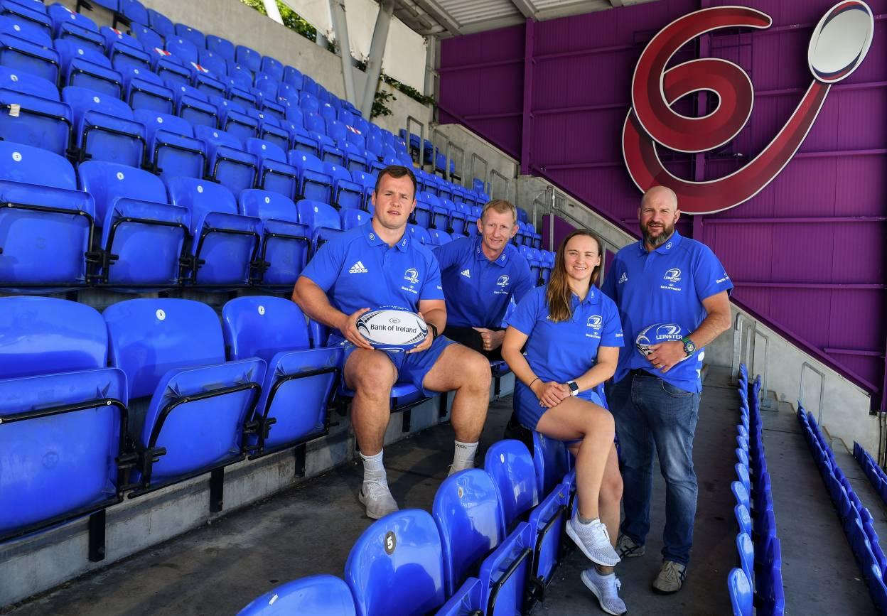 Leinster Announce Historic Men's & Women's Double Header