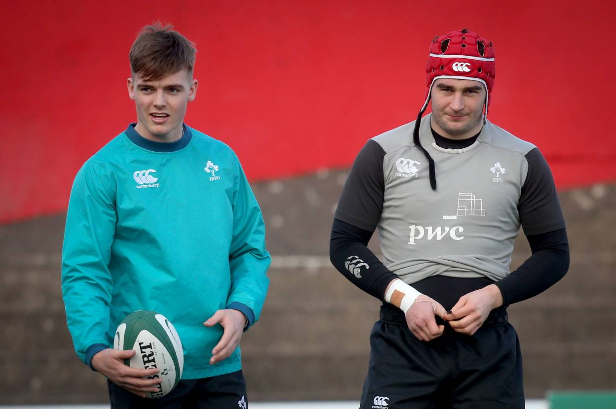Flannery And Hodnett Among Munster Academy Newcomers