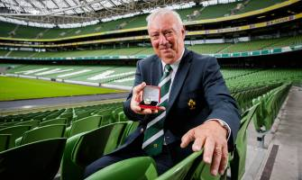 Nicky Comyn Elected 131st President Of The Irish Rugby Football Union