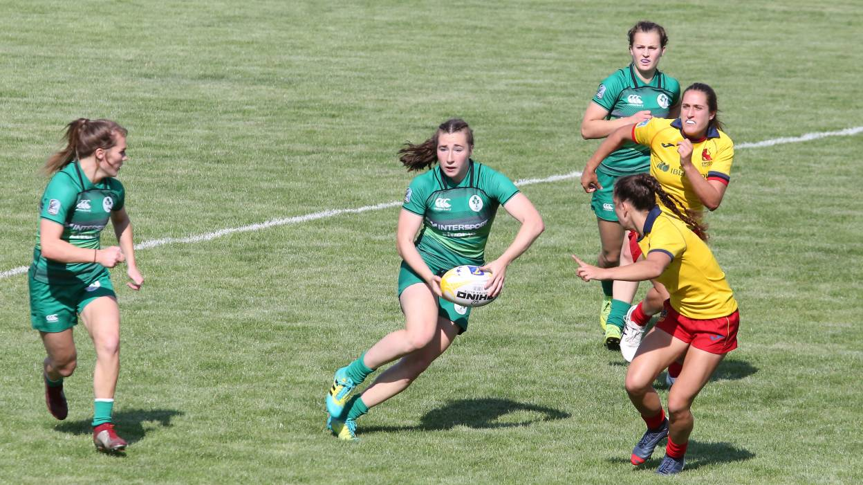 Lane And Higgins Lead Ireland Women Through To Quarter-Finals