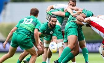 Debutants Help Ireland Men To Make Last-Eight In Lodz