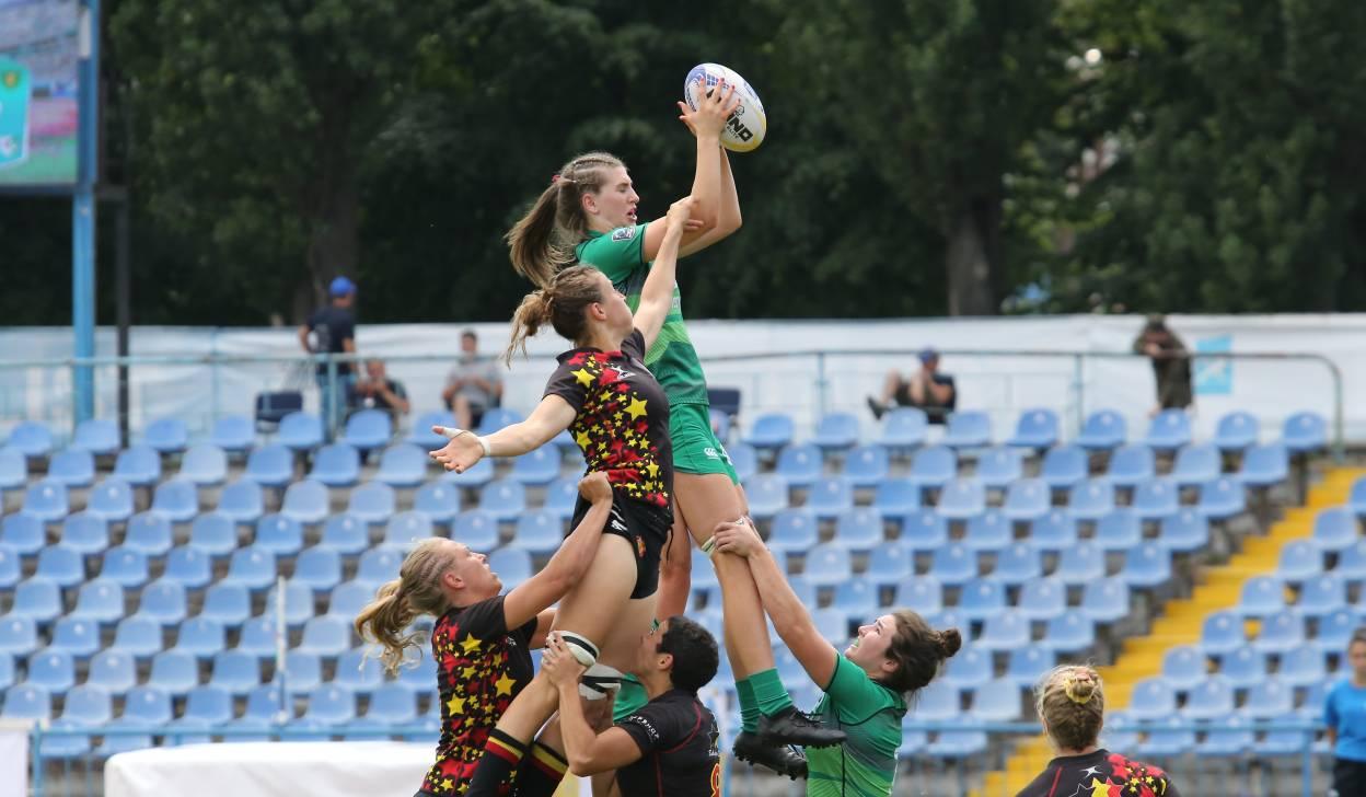 Ireland Women Close Out Season With European Bronze