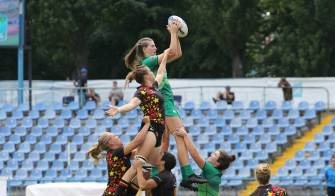 Ireland Women Close Out Season With European Bronze