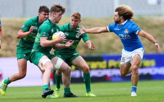 Young Guns Grasp Opportunity As Ireland Men Finish Third In Europe