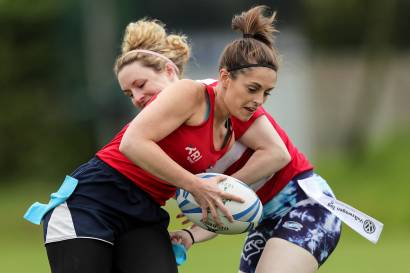 IRFU Volkswagen Tag Rugby All-Ireland Championships 2019