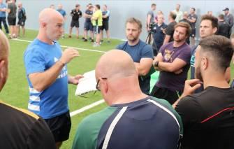 IRFU's Inaugural Performance Coaching Course