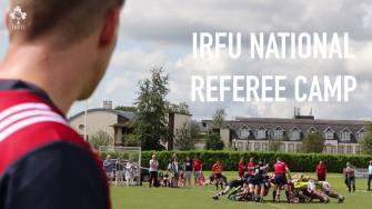 IRFU National Referee Camp 2019