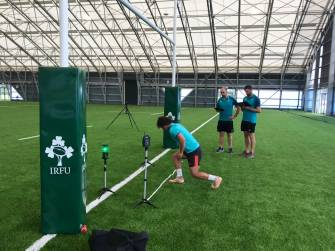 Martin Kennedy, National Talent Programme S&C Coach