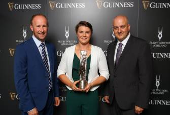Ryan, Griffin And Schmidt Receive Rugby Writers Of Ireland Awards