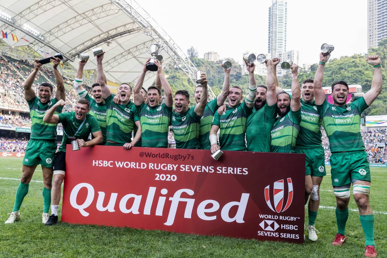 Rugby Championship 2020 Calendario.Irish Rugby World Sevens Series Schedules Revealed For