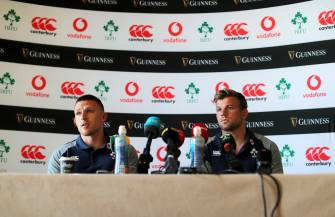 Conway And Murphy Preview Ireland v Italy