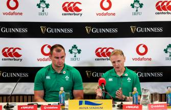 Ireland v Italy Post-Match Press Conference
