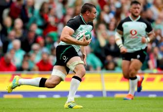 Ireland Begin World Cup Build-Up With Five-Try Win