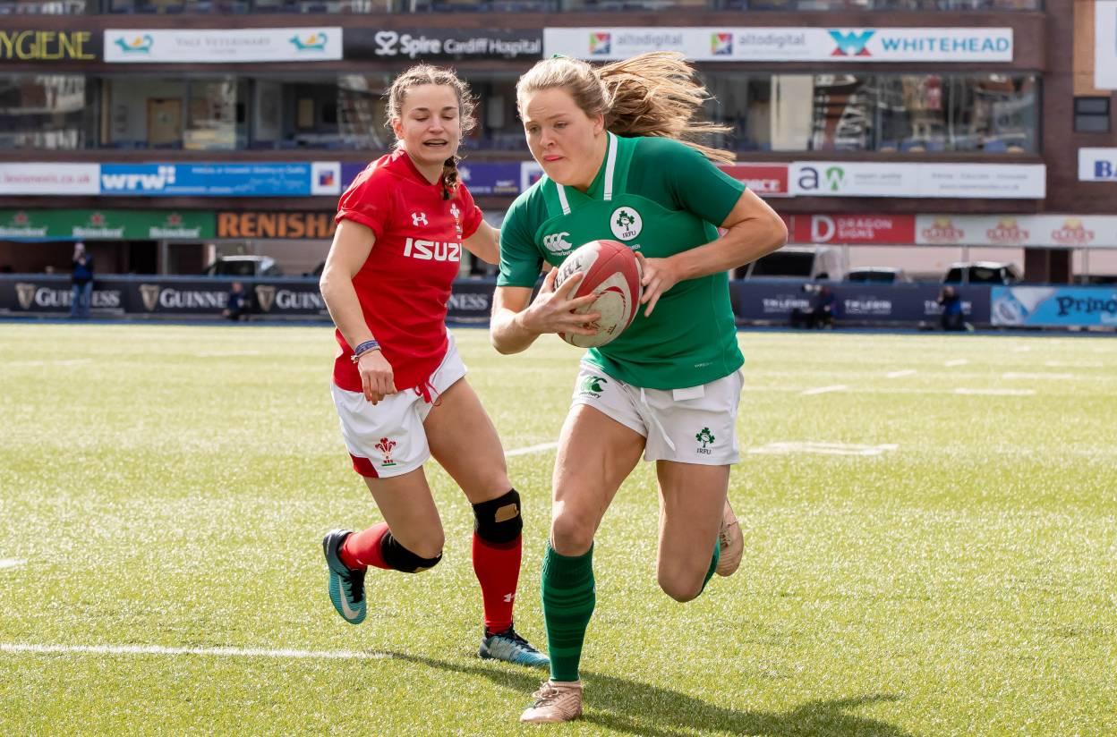Ireland U-18 Women's Sevens Squad Named For Home Nations Tournament