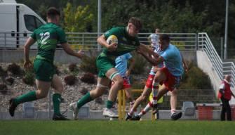 Ireland U-18 Men Progress To Quarter-Finals In Gdansk