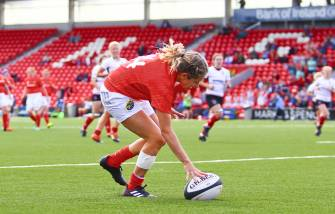 Women's Interpros: Munster v Ulster Highlights