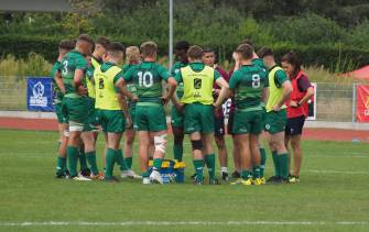 Temple-Jones And Eddy Pleased With Under-18s' Sevens Development